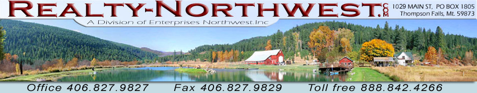 Noxon Montana real estate
